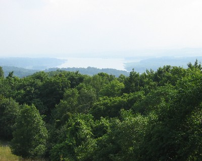Photo: View of Hudson River from Olana Castle. Credit: L. Borre.