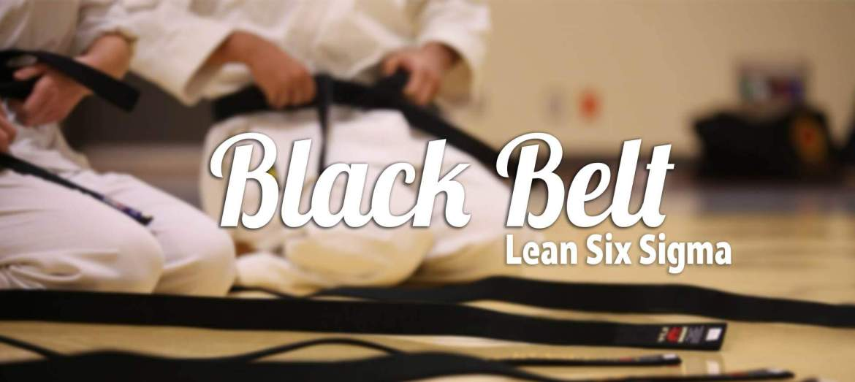 Certificación Internacional Black Belt Lean Six Sigma