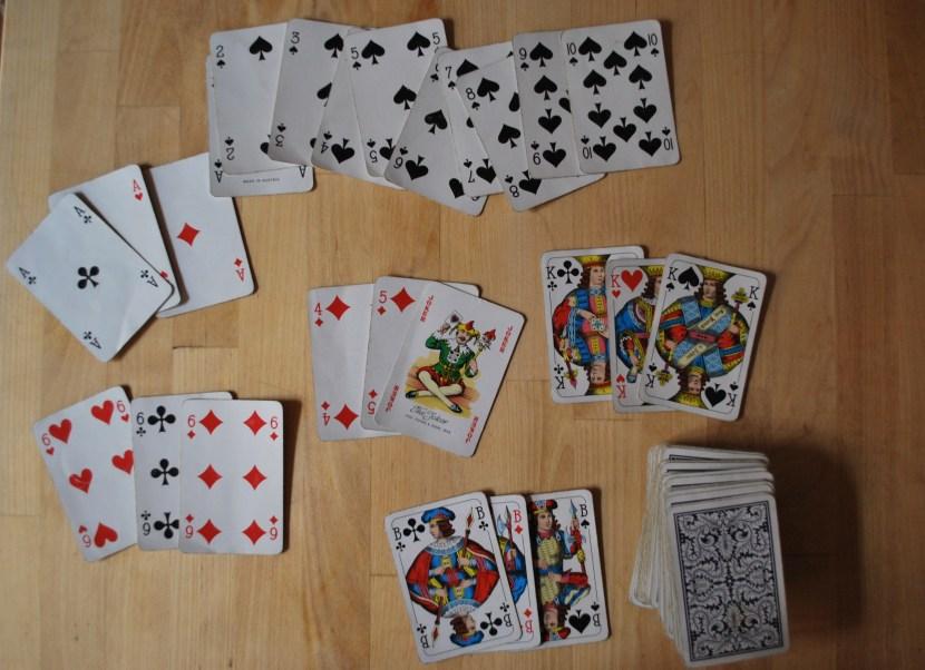 rabló römi kártyajáték