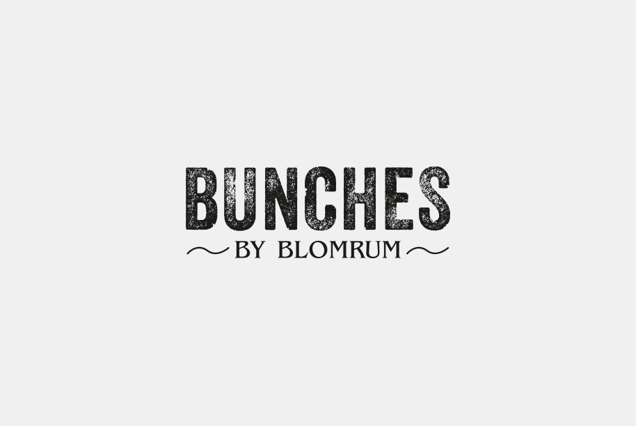Bunches By Blomrum
