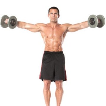 Lateral-Dumbbell-Raise