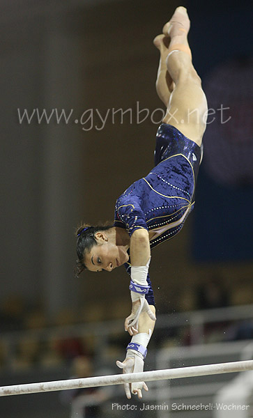 Isabelle Severino at the 2006 World Championships