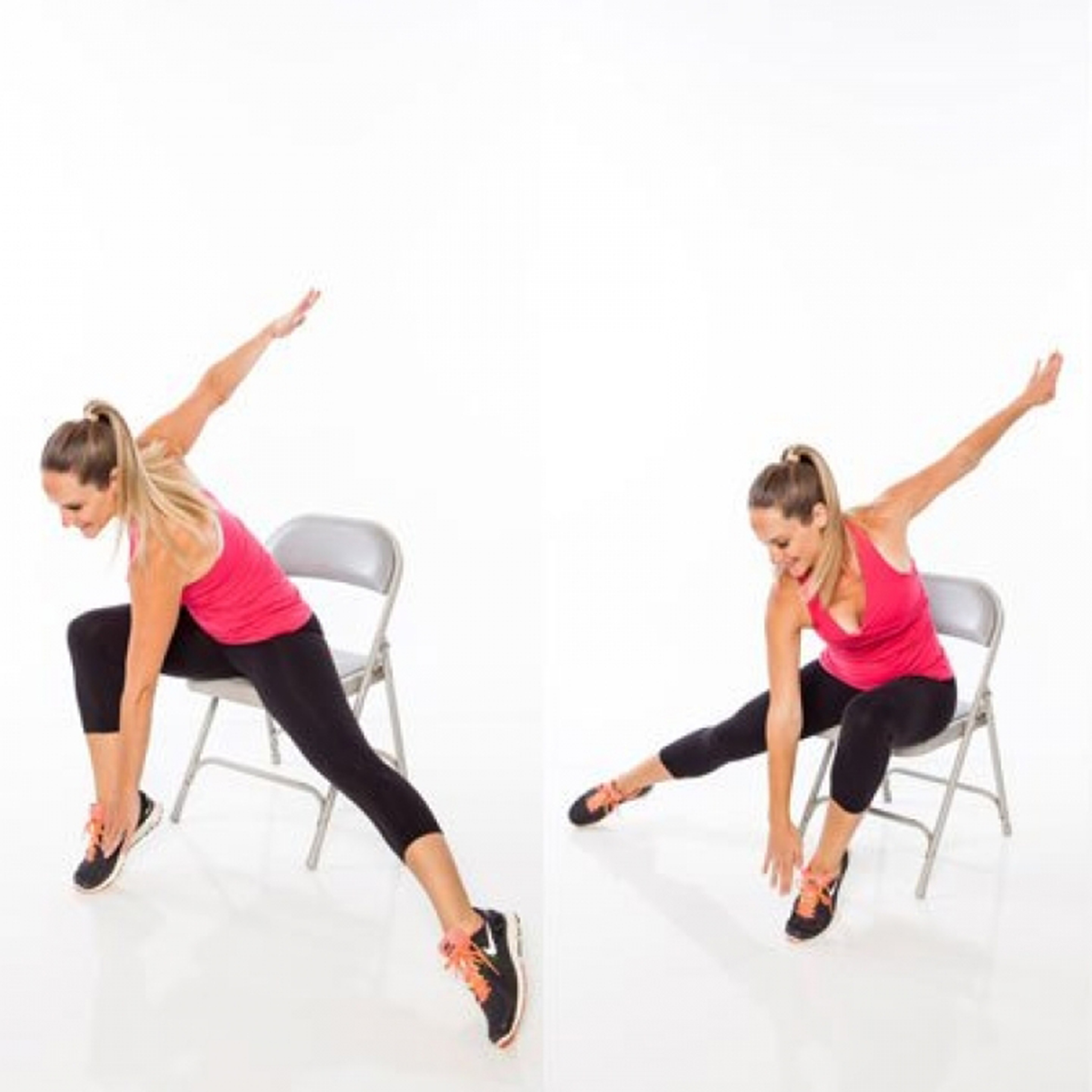 5 Chair Exercises That Reduce Belly Fat In No Time