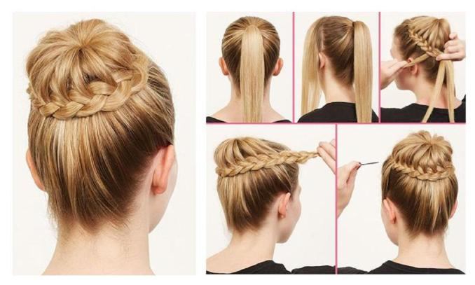 12 most beautiful hairstyles you will love – easy step by