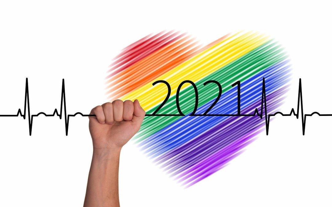 Vœux pour la nouvelle année 2021