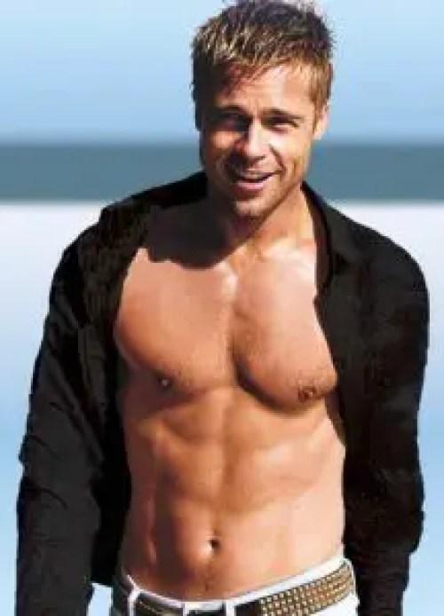 Brad-Pitt ektomorf