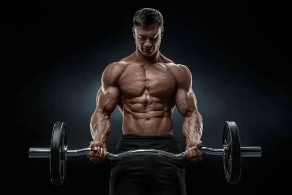 styrketräning bygga muskler