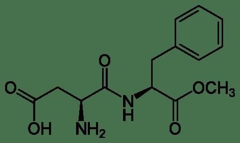 aspartam farlig