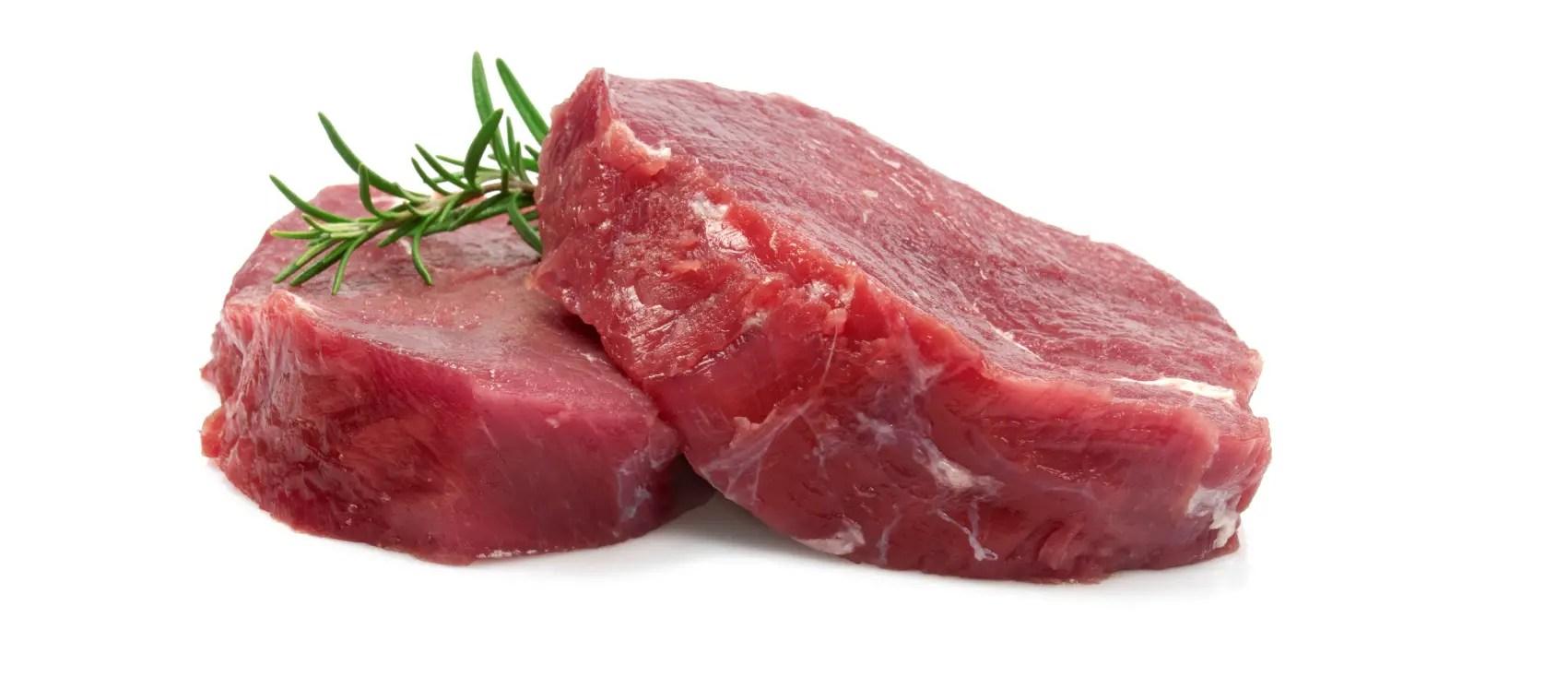 nötkött protein