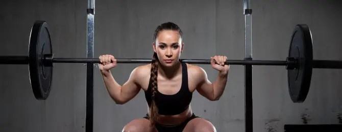 styrketräning tjejer