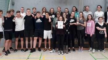 Permalink zu:Volleyballturnier der 10. Klassen