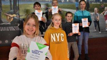 Permalink zu:Sophie Wachtendorf gewinnt Lesewettbewerb des Gymnasiums