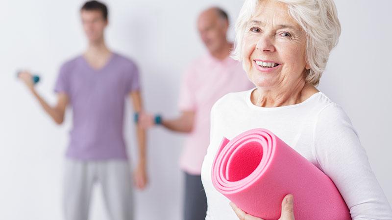 corsi di ginnastica per anziani