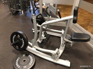 Matrix Rowingmaskin plateload