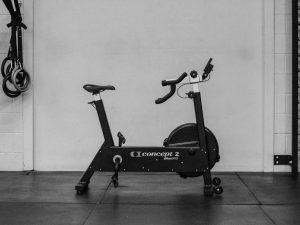BikeErg Concept2 Motionscykel