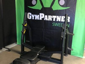 Master Sport Black-Edition Bänkpressbänk