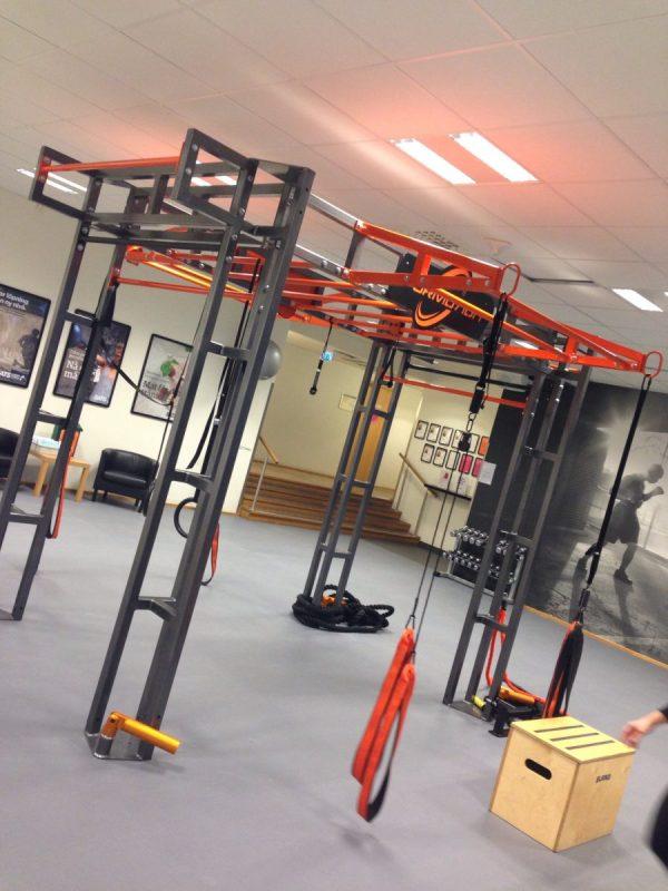 Black Edition Komplett Gym