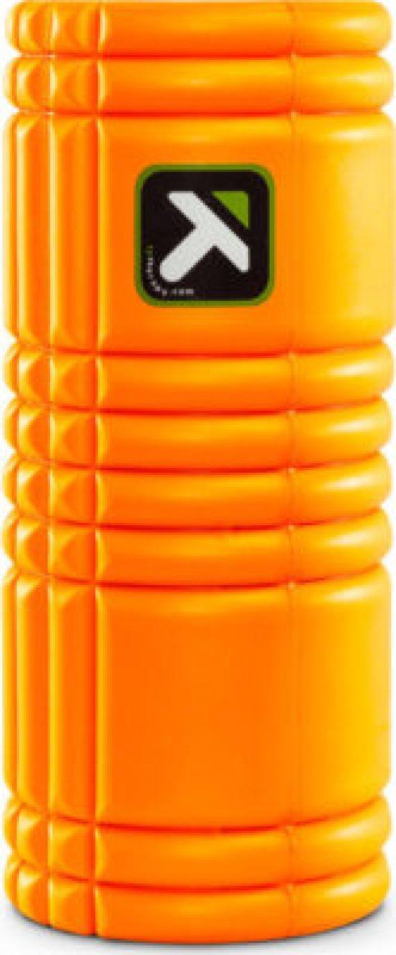 Foamroller Grid Orange