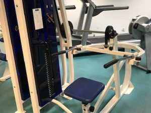 Tricepspress Dipsmaskin CL Fitness