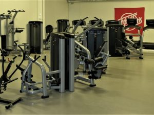 i Förstahand LifeFitness Secondhand