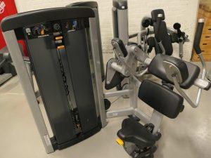 Life Fitness Insignia Abdominal-Magmaskin