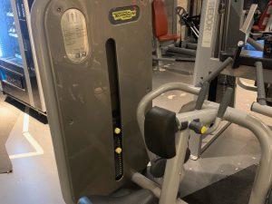 Element-Line Rowingmaskin med Bröststöd