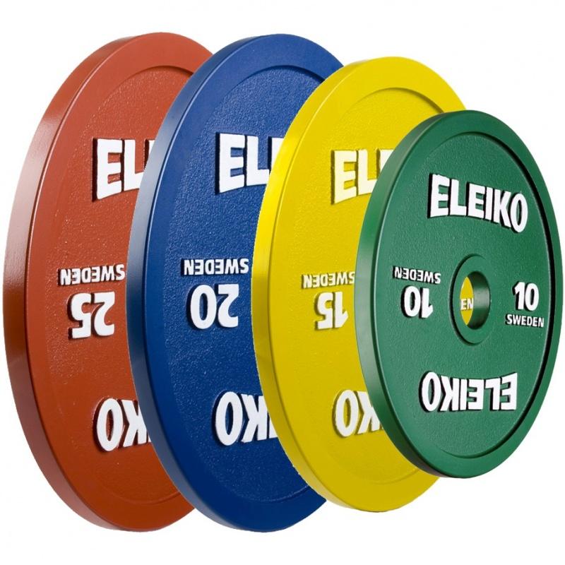 Eleiko IPF-Powerlifting Competition-Disc