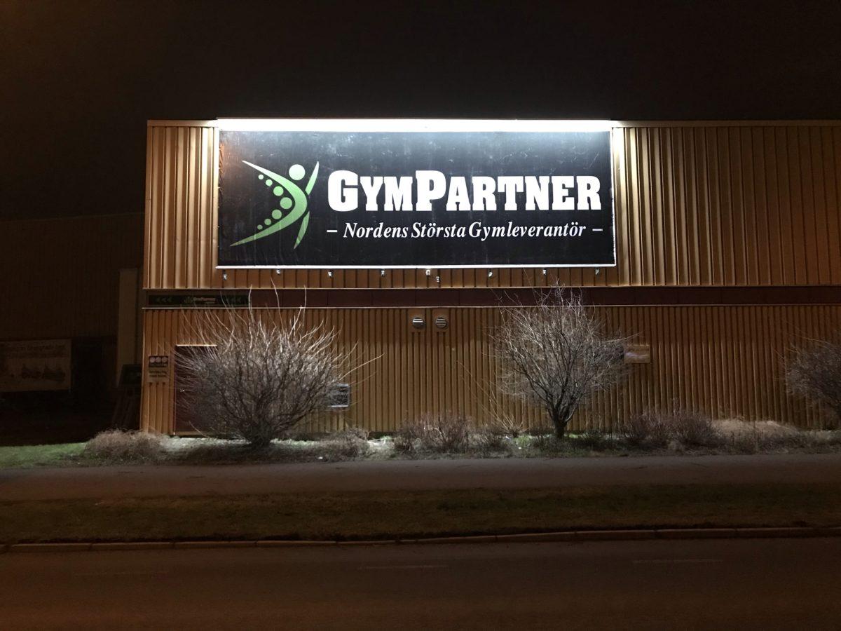 GymPartner Swedens Webshop Stängd!