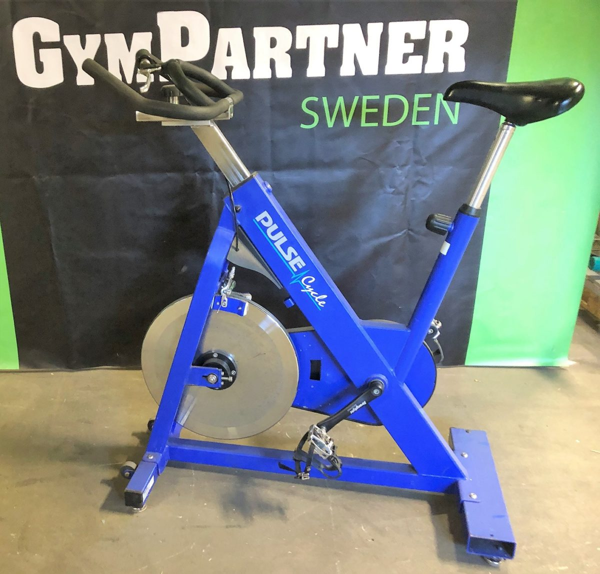Pulse Fitness (2) Spinningcykel