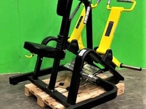 GrandMaster Rowingmaskin plateload