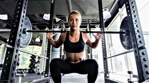 Internationell Skivstång GymTec 20kg