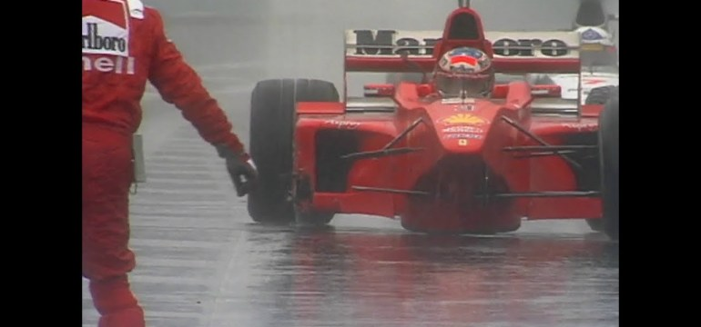 'Are you trying to f—ing kill me?' – Schumacher v. Coulthard, Spa 1998