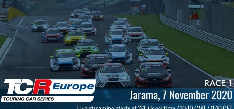 2020 TCR Europe | Round 11 | Jarama