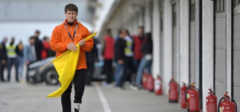 László Attila az év FIA  sportbírója Gratulálunk