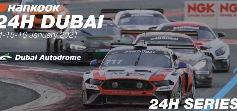 Hankook 24H DUBAI 2021 – Qualifying