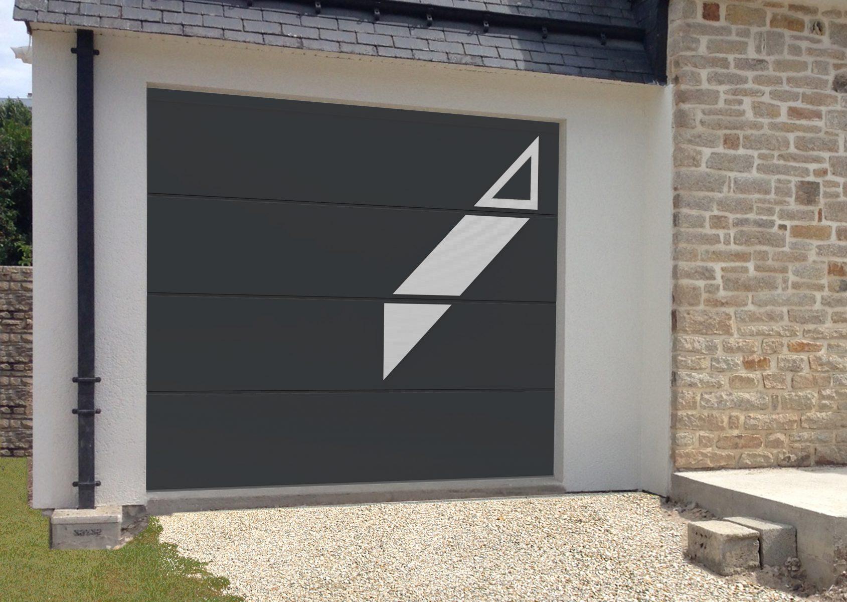 Porte De Garage Sectionnelle Une Qualite Imbattable Gypass