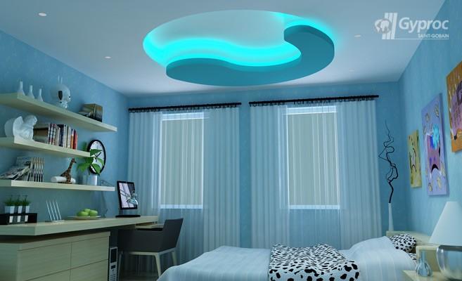 False Ceiling Designs For Bedroom Saint Gobain Gyproc India