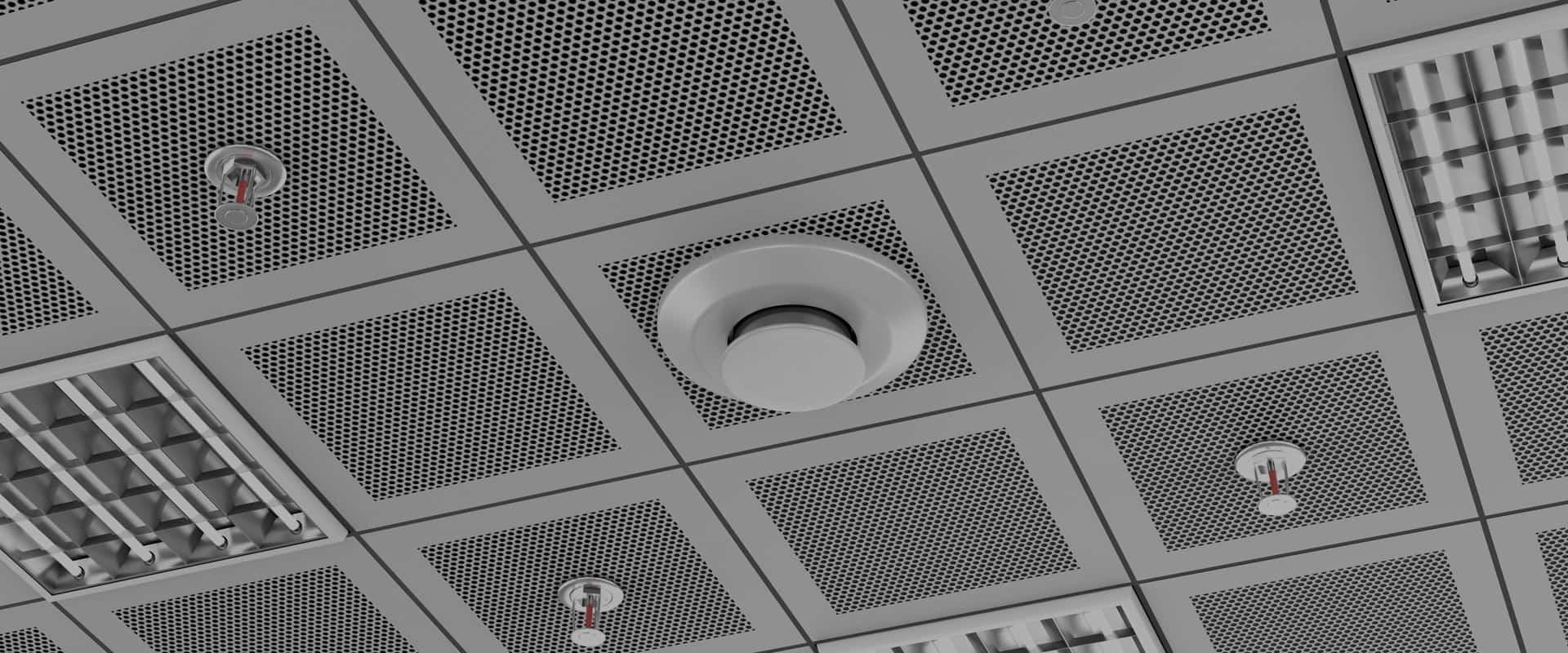 glass wool based ceilings