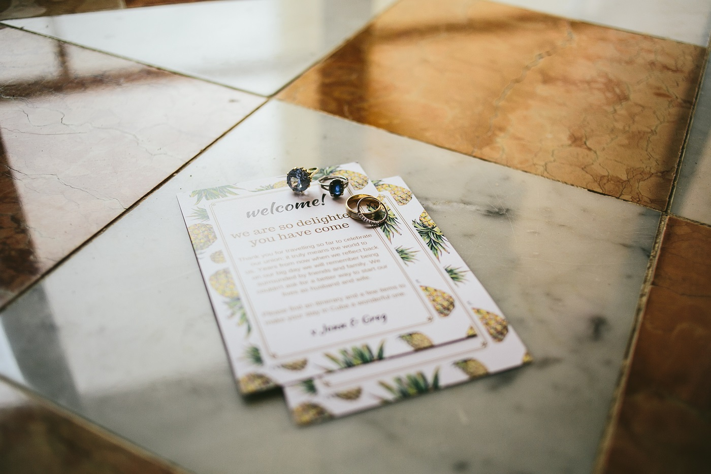 DIY: Easy and Free Wedding Invitations, Destination Welcome Letters ...