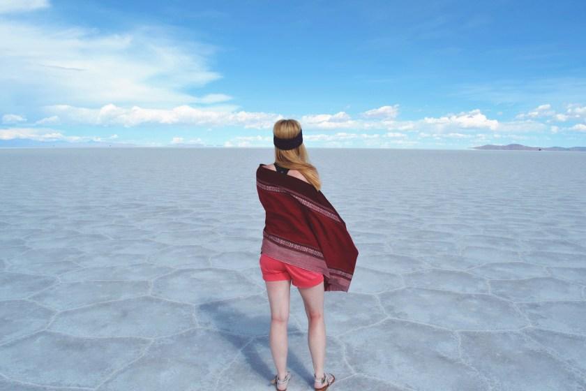 woman-salar-de-uyuni-salt-flats-dry-hexigon-scarf