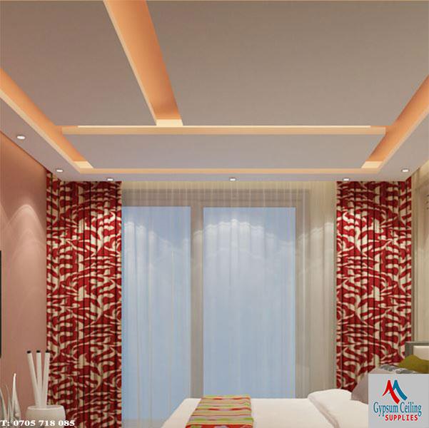 Gypsum Ceiling Kenya Bedroom Design GCI0564 - Gypsum ...