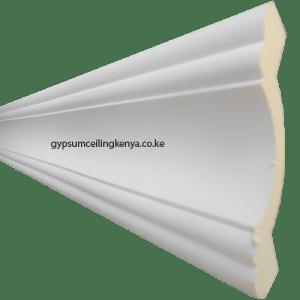 Fiber cornice polyurethane moulding