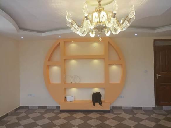 Gypsum Ceiling Kenya - Living Room 012