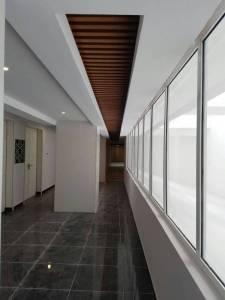 gypsum ceiling business premises