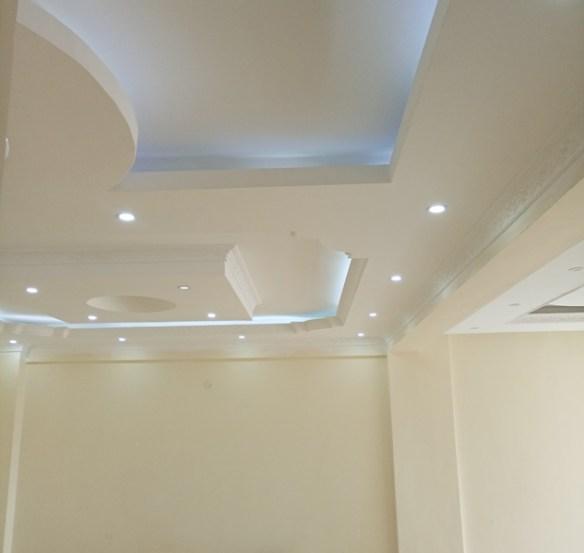 gypsum ceiling living room design
