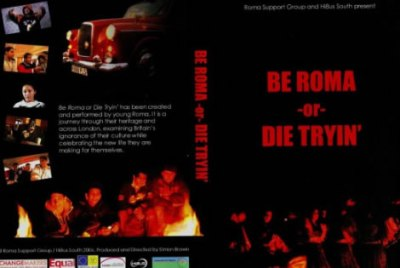 Picture of cover of 'Be Roma or Die Tryin''