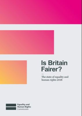Thumbnail of report for 'Is Britain Fairer?' By Equality and Human Rights Commission