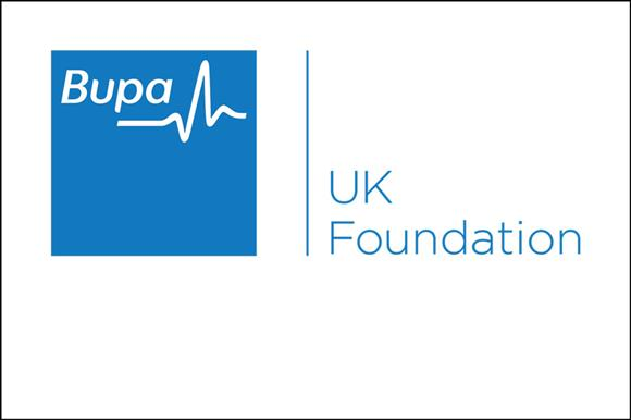 BUPA UK Foundation logo