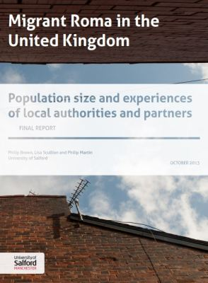 Thumbnail of report for 'Migrant Roma in the United Kingdom: Population size and experiences of local authorities and partners'