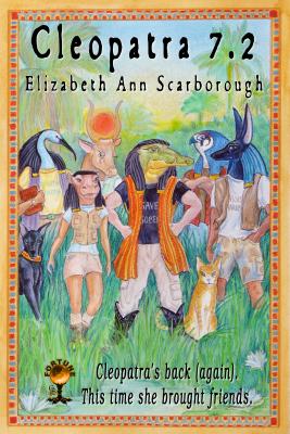 Cleopatra 7.2 by Elizabeth Ann Scarborough
